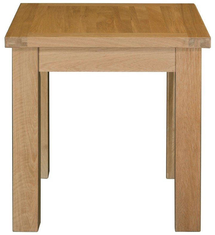 Dinton Oak Square Dining Table (Various Sizes)