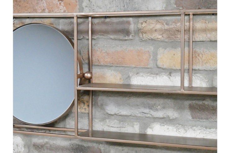 Mirror Wall Unit