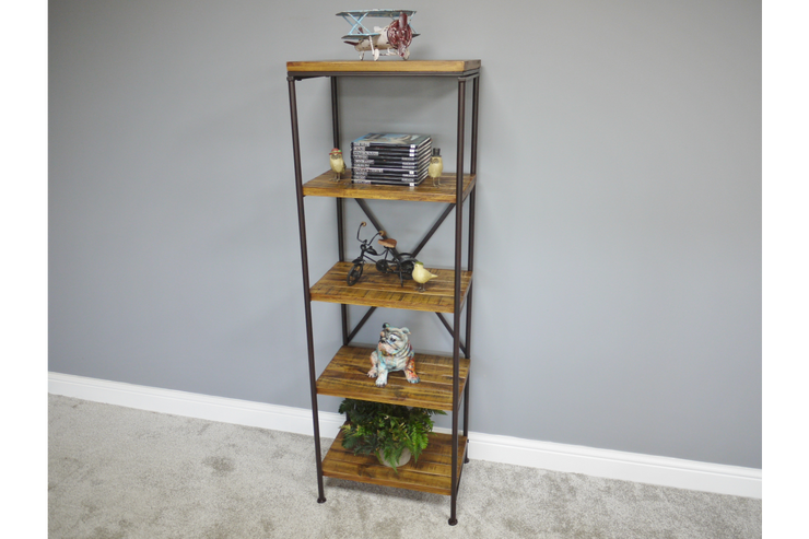 Large Industrial Shelves
