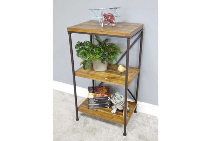 Small Industrial Shelves