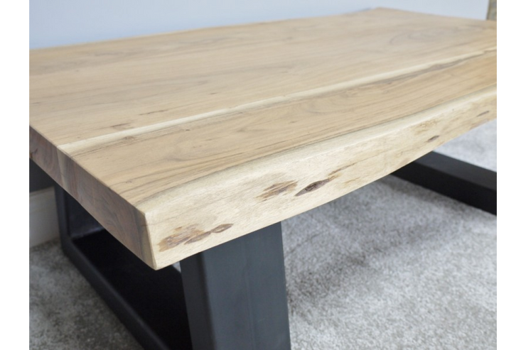 Living Edge Coffee Table
