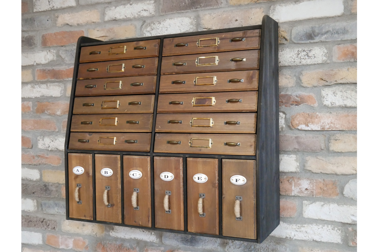 Wall Storage Unit