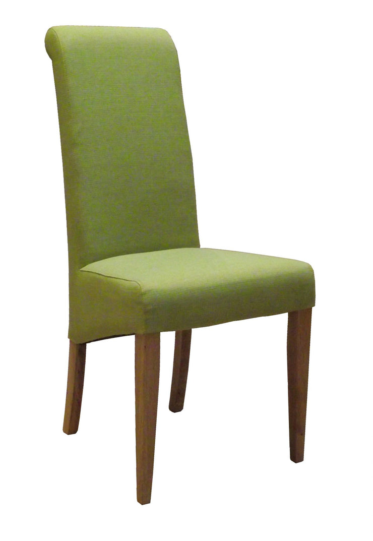 Fabric Dining Chair (Various Colours)