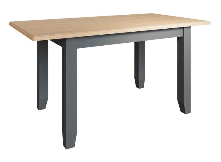 Riva Grey Extending Dining Table - Various Sizes