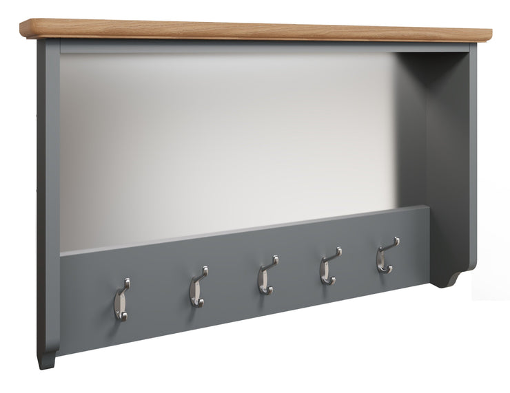 Riva Grey Hall Bench Top