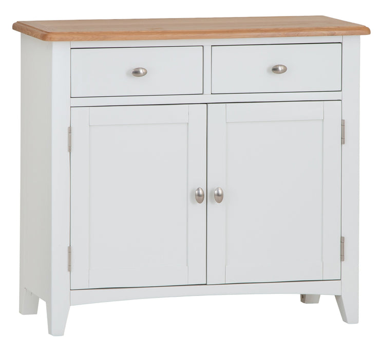 Riva White Sideboard