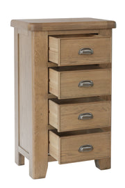 Hudson 4 Drawer Chest Of Drawers