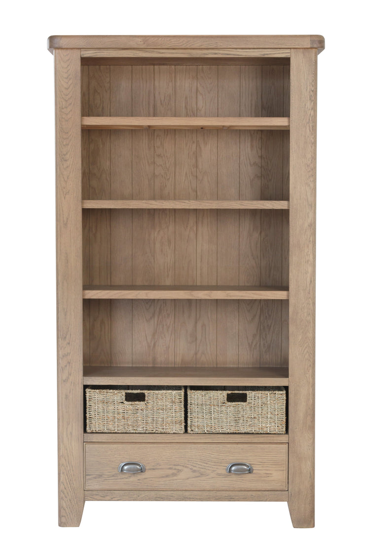 Hudson Large Bookcase
