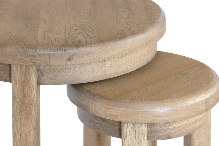 Hudson Round Nest Of Tables