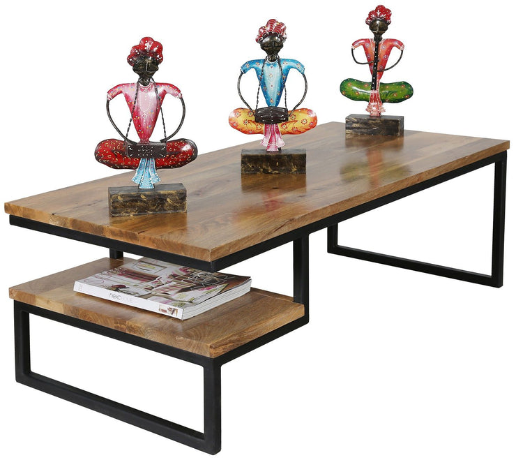Jaipur Industrial Mango Step Coffee Table