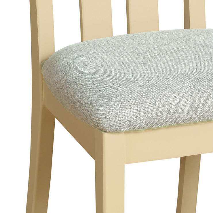 Lundy Painted Slat Back Dining Chair