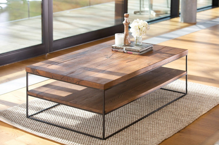 London Oak Coffee Table