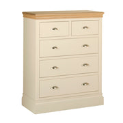 Lundy Painted 2 Over 3 Chest of Drawers