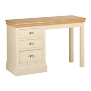 Lundy Painted Single Pedestal Dressing Table