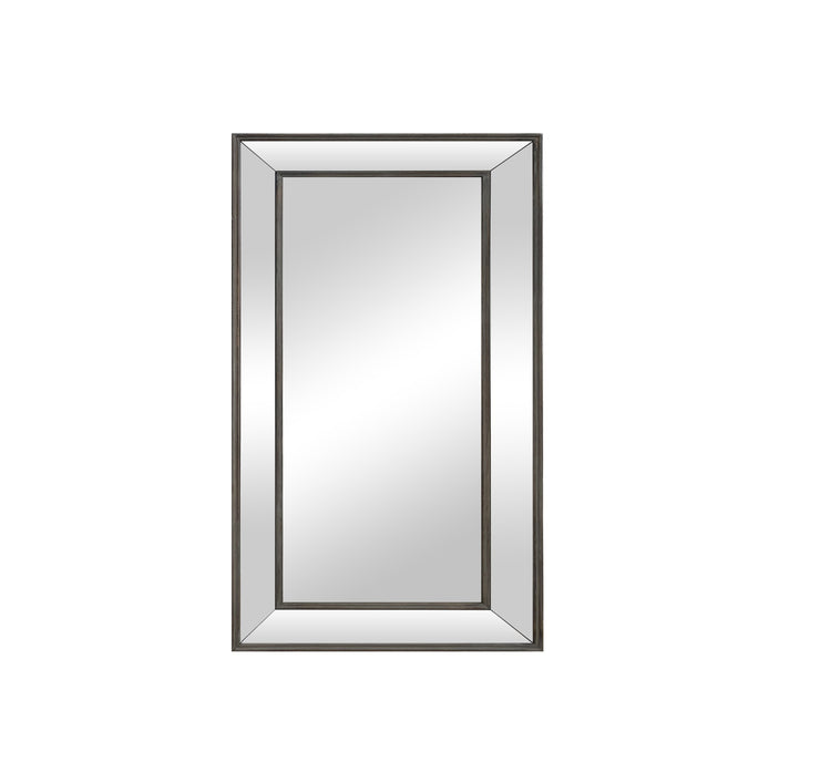 Small Bevelled Mirror