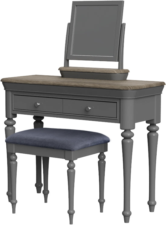 Pebble Dressing Table