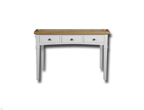 Portland Painted Console Dressing Table