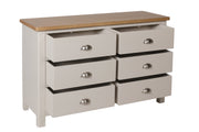 Stratford Painted 6 Drawer Chest of Drawers