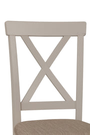 Stratford Truffle Dove Grey Painted Dining Chair