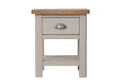 Stratford Painted 1 Drawer Lamp Table