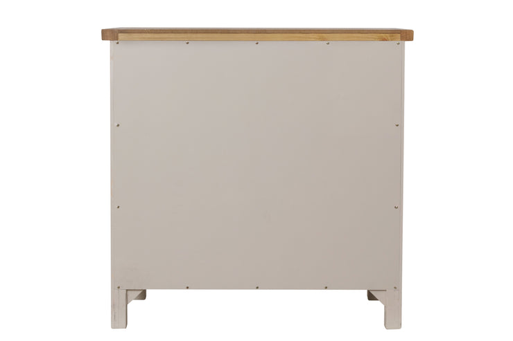 Stratford Truffle Dove Grey Painted Small Sideboard