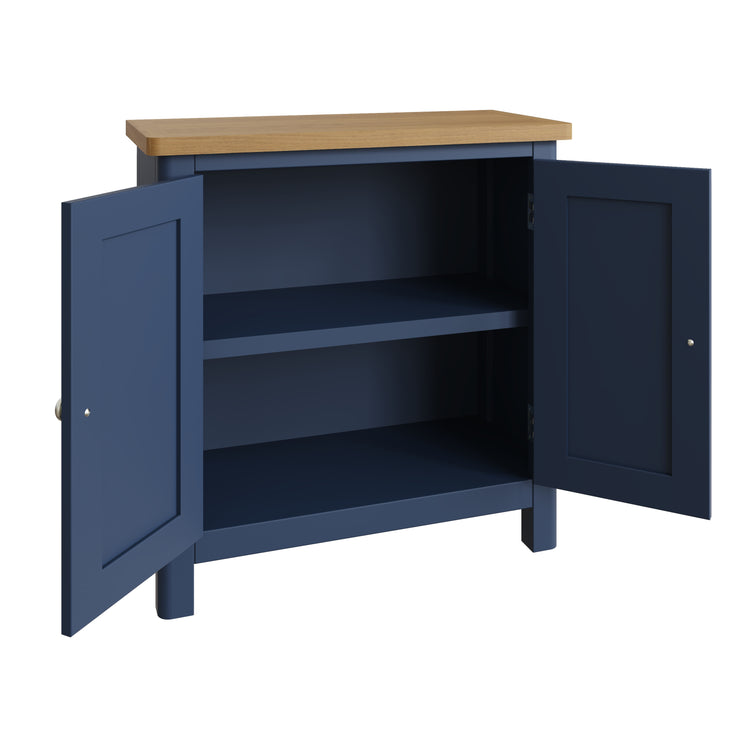 Stratford Blue Painted Small Sideboard
