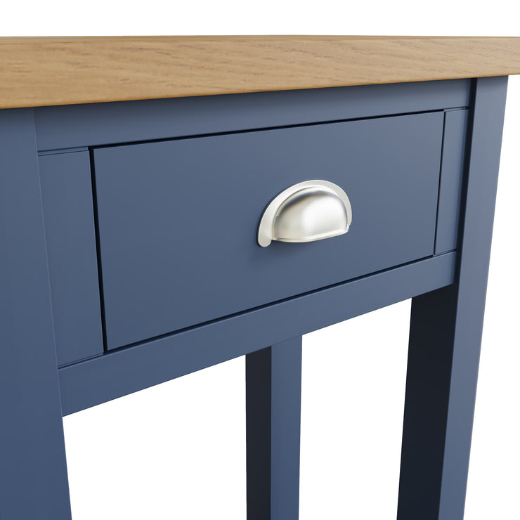 Stratford Blue Painted Telephone Table