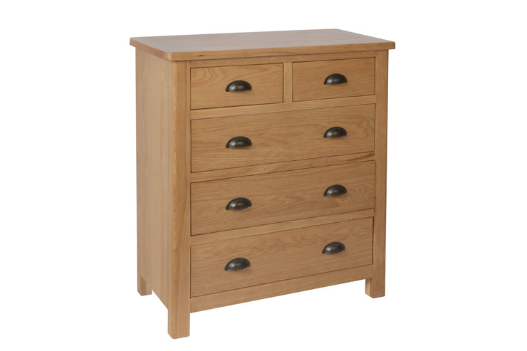 Stratford Traditional 2 Over 3 Chest of Drawers