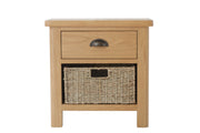 Stratford Traditional 1 Drawer 1 Basket Unit