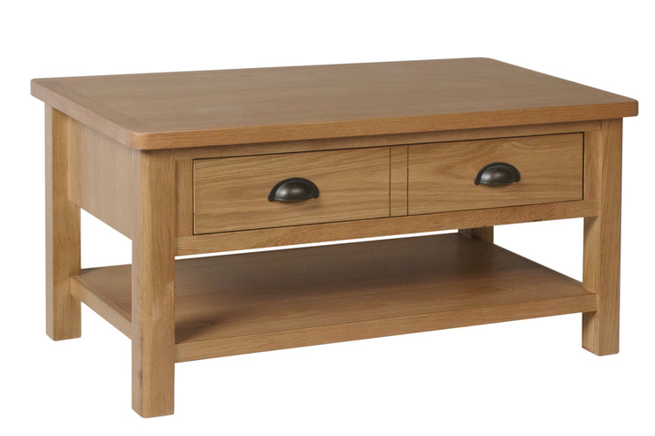 Stratford Traditional Large Coffee Table