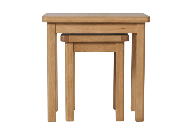Stratford Traditional Nest of 2 Tables