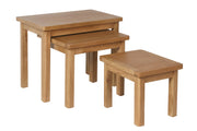 Stratford Traditional Nest of 3 Tables