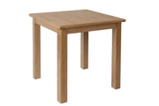 Stratford Traditional Fixed Top Table