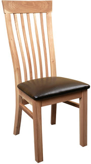 Stockholm Oak Dining Chair