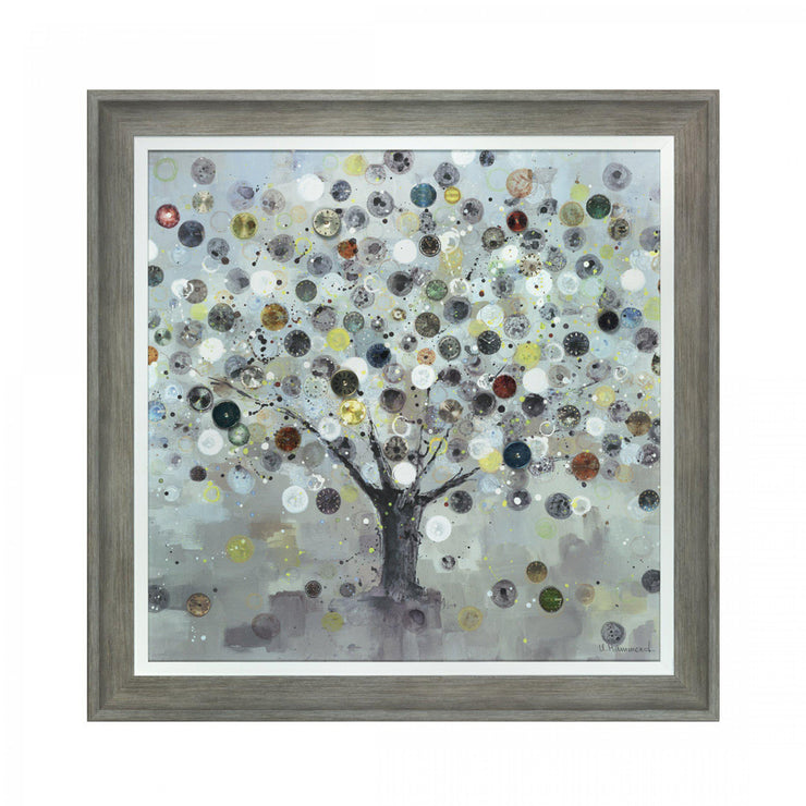 Watch Tree Small - Framed Print
