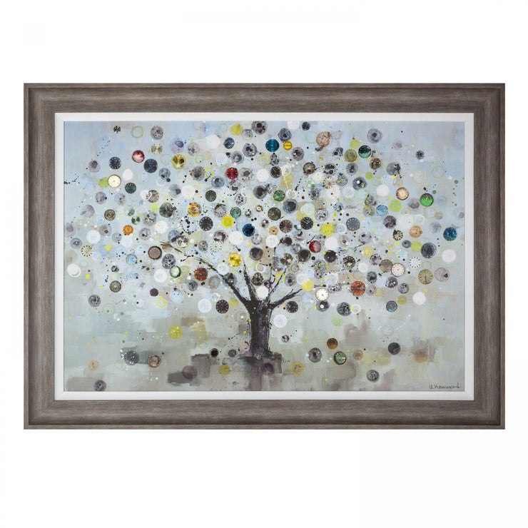 Watch Tree - Framed Print