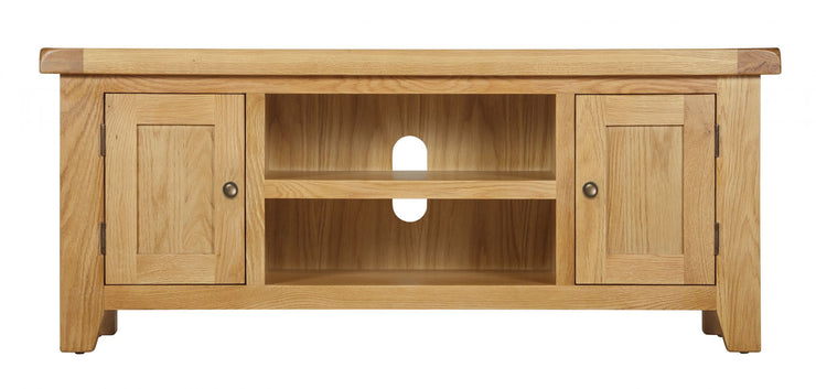 Wexford Oak Large TV Cabinet