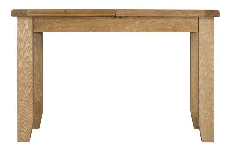 Wexford Oak Small Extending Dining Table
