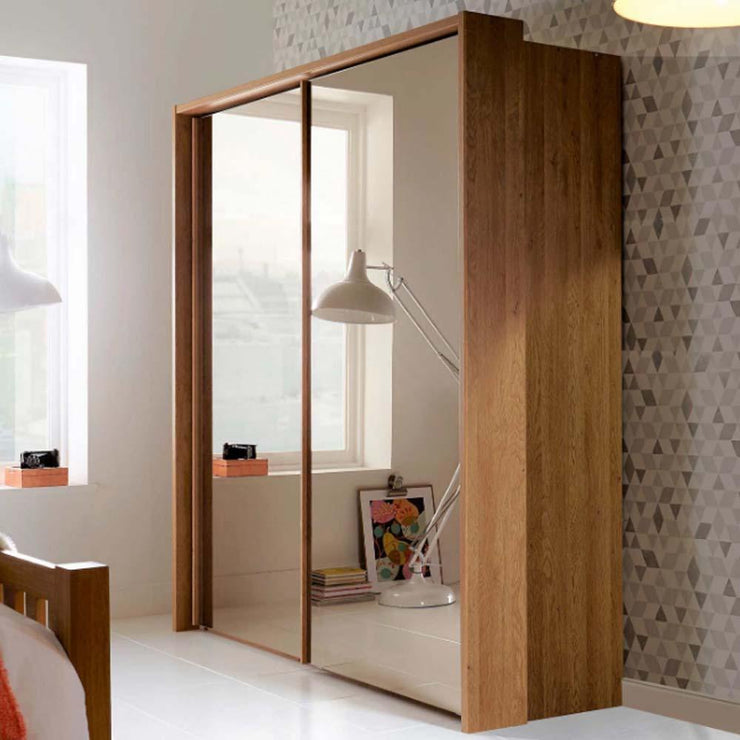 Wiemann Aspen Sliding 2 Door Wardrobe