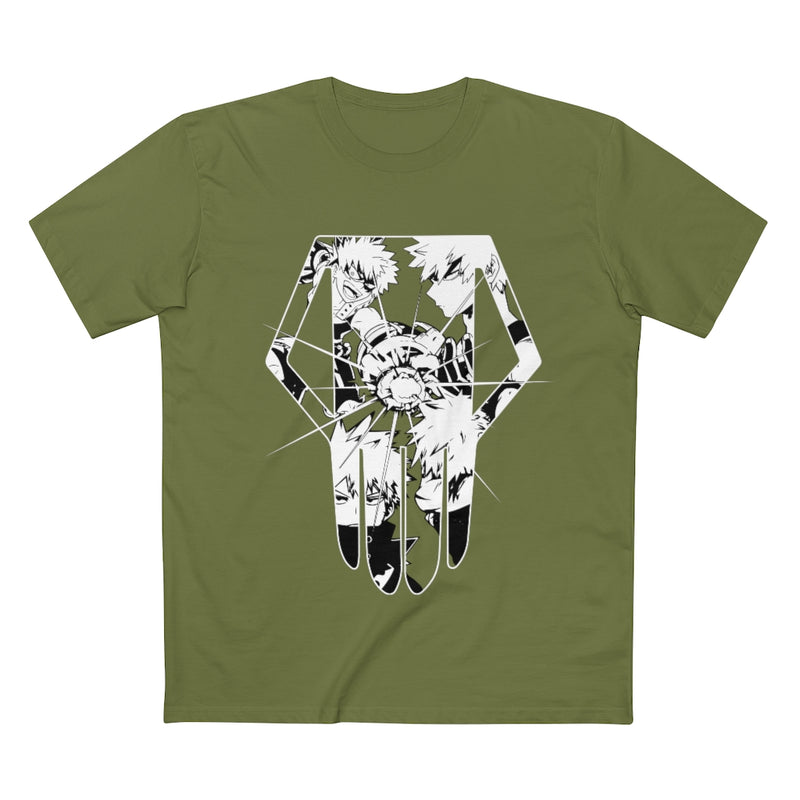Katsuki Bakugo Icon Tee - Shinrai Collective