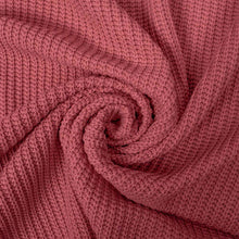 Load image into Gallery viewer, Marsala knit sweater