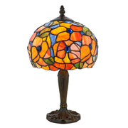 Interiors 1900 Josette 1 Light Tiffany Table Lamp - 64210