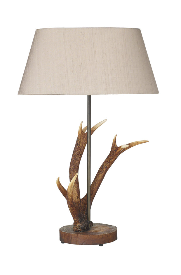 David Hunt Antler ANT4129 Small Table Lamp - Base Only