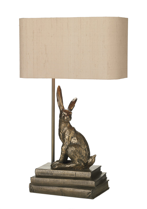 David Hunt Hopper HOP4263 Bronze Table Lamp - Base Only