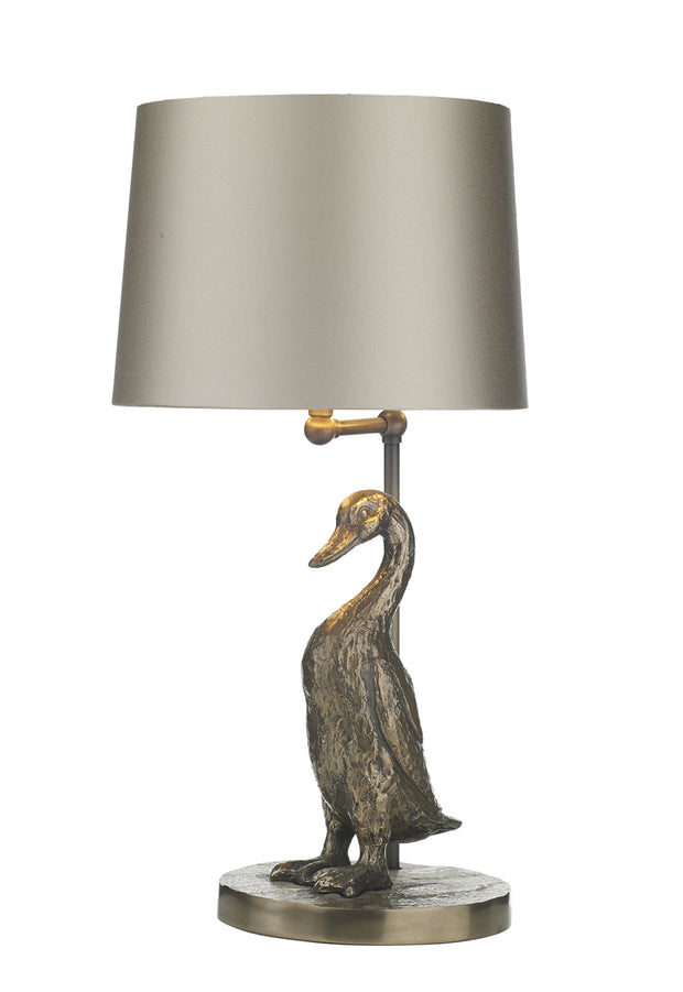 David Hunt Puddle PUD4263 Bronze Table Lamp - Base Only