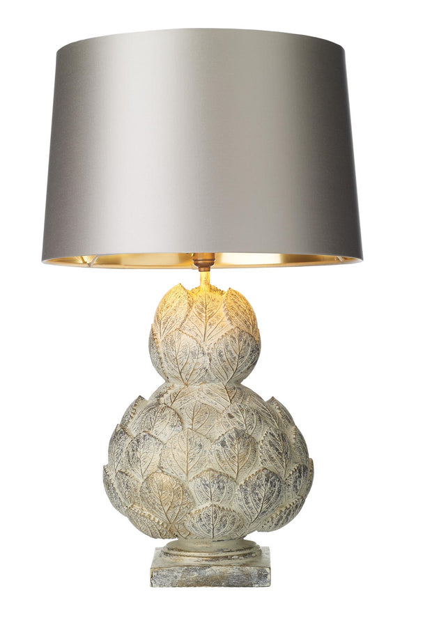 David Hunt Umbra UMB4212 Cream Gold Table Lamp - Base Only