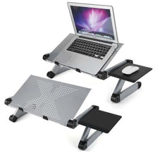 Load image into Gallery viewer, Aluminium Alloy Folding computer desk
