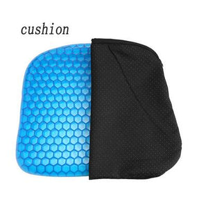Large size elastic gel cushion
