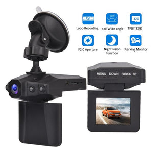 Car DVR VGA driving recorder dashcam Camera