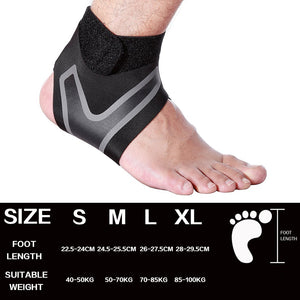 Fitness Gym Ankle Support